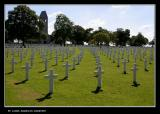 Resting place for 4400 American soldiers