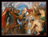 Rubens  : Abraham and Melchisedech