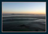 Mont St Michel Bay, 7:30