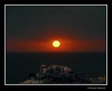 Calvi sunset