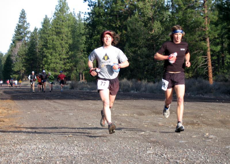 James Varner & Kyle Skaggs take the early lead