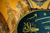 Aya Sofya: Religious contrast