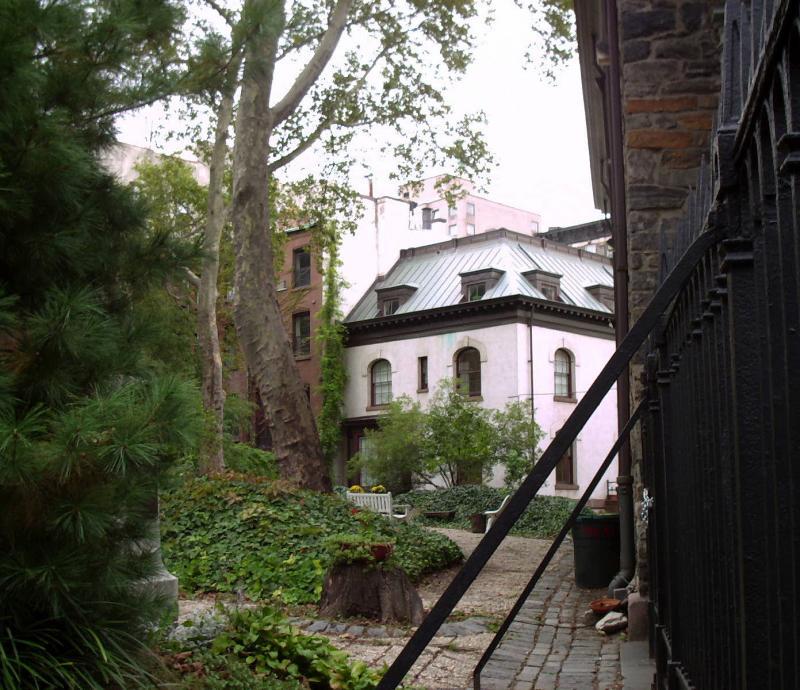 St Marks Rectory & Churchyard