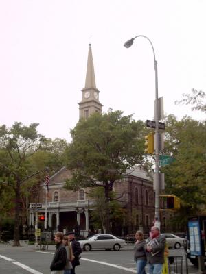 St Marks in the Bowery