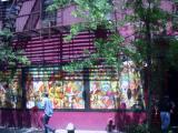 Rico Fonseca Mural on 3rd Street
