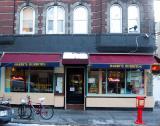Harry's Burritos at Thompson Street