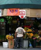Florist at 3rd & Thompson Streets