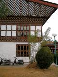 Typical Bhutanese architecture