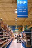 The kosher aisle at Loblaw's