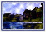 Strasbourg Living in Blue