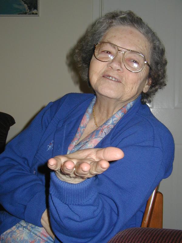 Betty Santillo (Mum)