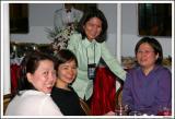 Rica, Mymy, Ava and Diana