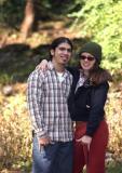 Jennifer and Joseph at El Cielo