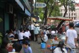Typical Street Scene - Lunch Hour
