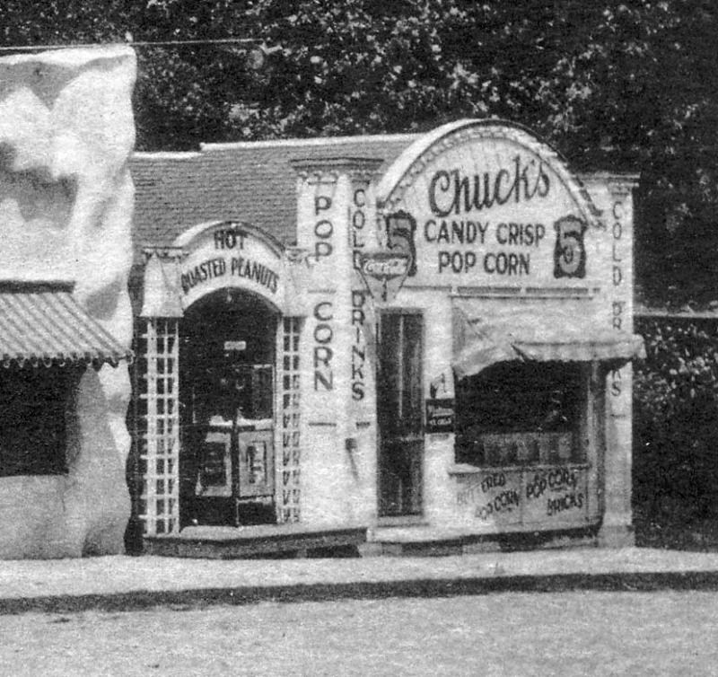 Chucks Candy