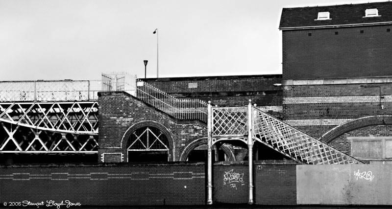 Bricks, bridges and rivets