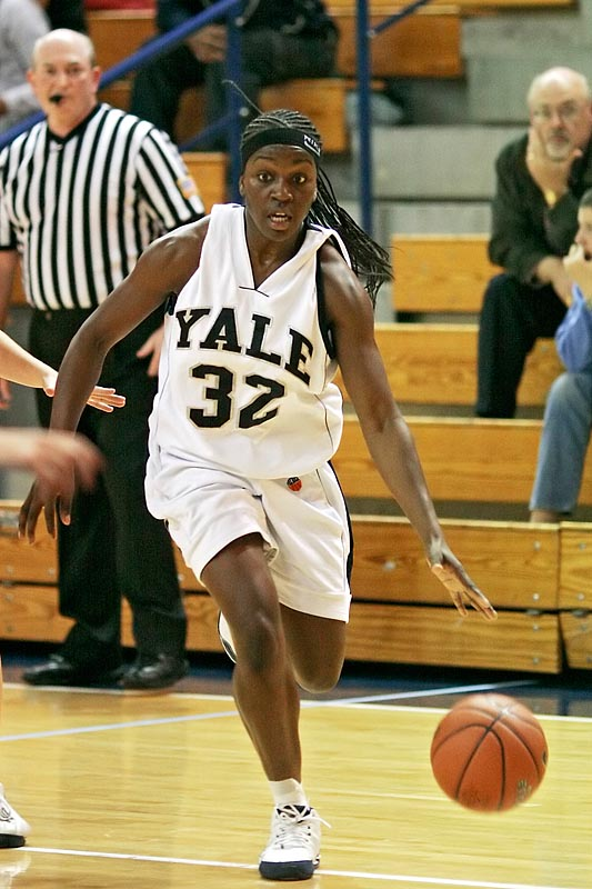 Yales guard on the move again