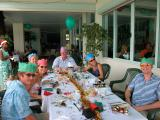 Chantilly's christmas lunch