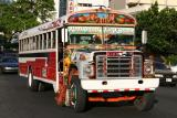 cool colorful buses