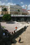 Plaza de Francia in the Old Town