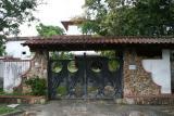 former president Manuel Noriega's house