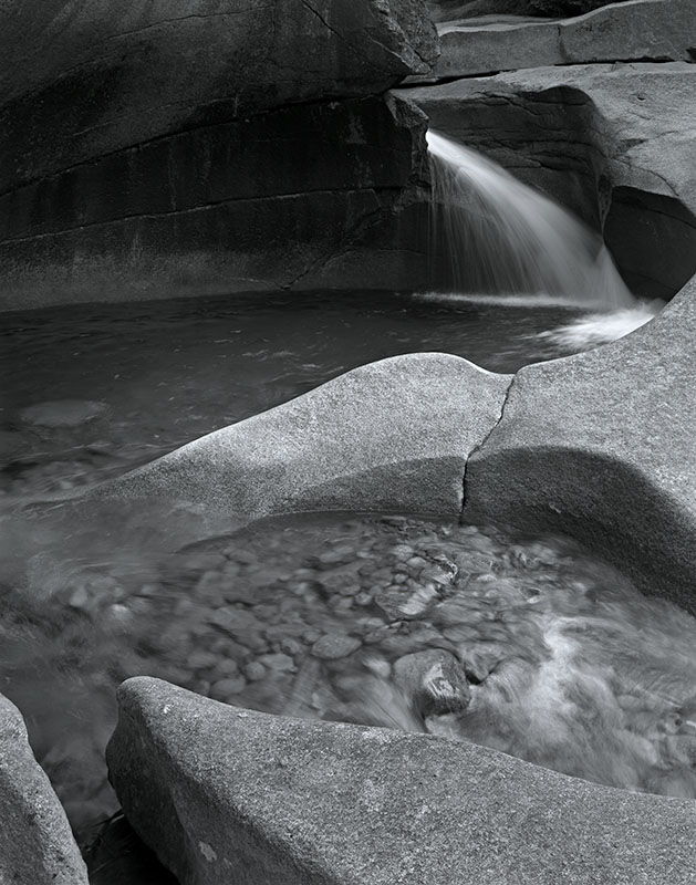 NH, The Basin
