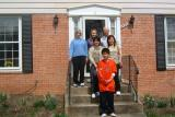 The Nishiyama Family - April 2005