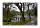 Through the trees ~ Stourhead