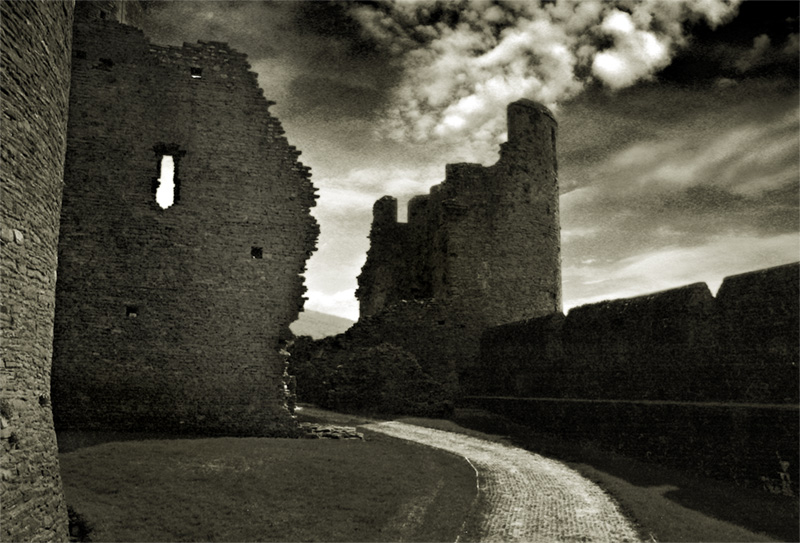 Caerphilly Castle (second edit)