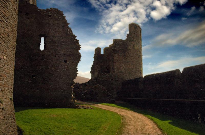 Caerphilly Castle (third edit)