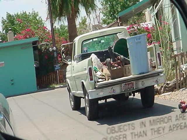 Garys work truck