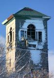 Snow Blown Dingle Tower