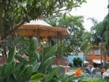 Chapala, a kiosko as there is in the middle of every town (pueblo)