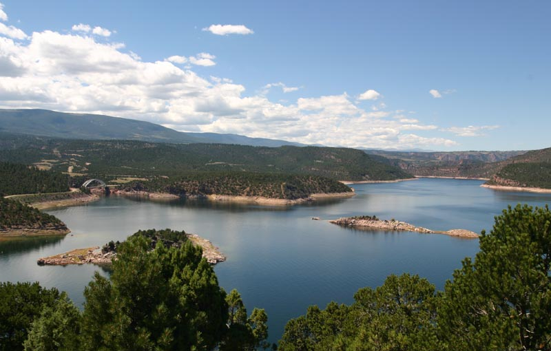 Flaming Gorge Res.