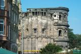 Side of the Porta Negra