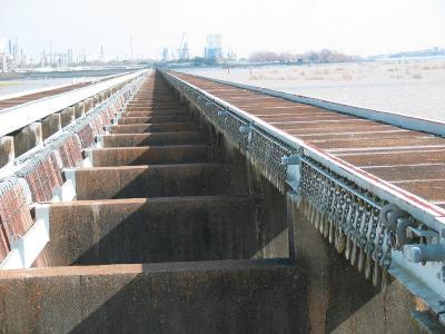 Spillway Bays