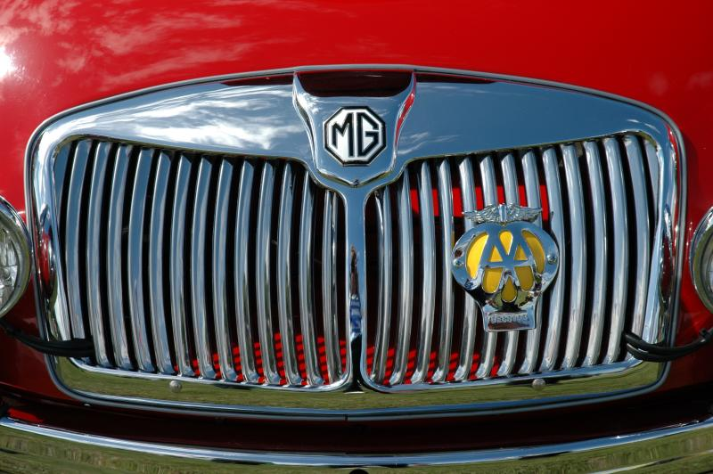 MG Grill