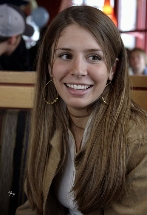 April 26, 2005 - The smile that lights up my life