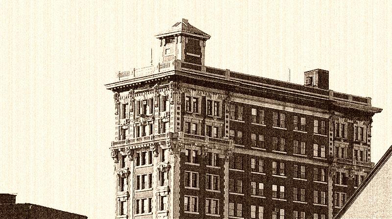 Kilmer Building<br>by<br> Bill Borne
