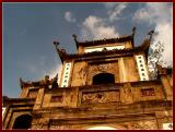 Gate to Perfume pagoda