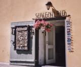Charming shop entrance