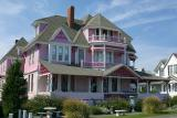 House on the ocean, Oak Bluffs, Martha's Vineyard.