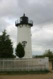 East Chop Lighthouse near Vineyard Haven, Martha's Vineyard.