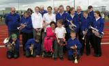 Tanni and band by Denise