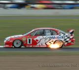 Australian V8 Supercar championship / Jason Bright & Mark Skaife