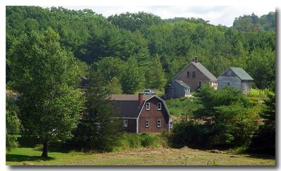 A Maine Scene