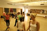 1st critique 2nd dance