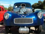 Radical Willys - Taken at the monthly Wed. Nite Pomona Twilight Cruise