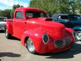 Taken at the monthly Wed. Nite Pomona Twilight Cruise