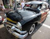 1951 Ford Woodie (Country Squire) - Taken at the Belmont Shore 2002 Car Show